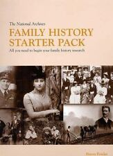 FAMILY HISTORY STARTER PACK : All You Need to Start Yor Family History Research,