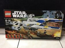 Lego 75155 Star Wars Rebel U-Wing Fighter NEW MISB