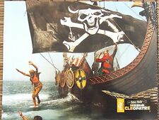 BATEAU PIRATES PHOTO EXPLOITATION LOBBY CARD ASTERIX ET OBELIX mission cleopatre