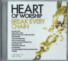 HEART OF WORSHIP - Break Every Chain - Christian Music CCM Worship CD