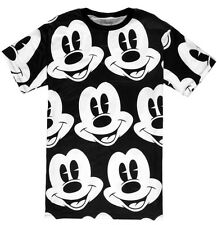 Neff - Disney - Mickey Mouse - Collab All Over Sublimation T-Shirt - Size 2XL