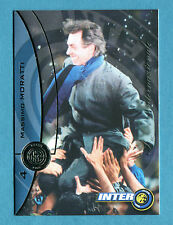 INTER CARDS 2000 DS - Figurina/Sticker/card - n. 4 - MASSIMO MORATTI