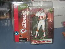 2003 MCFARLANE RICH GANNON VARIANT WHITE JERSEY KANSAS CITY CHIEFS FOOTBALL