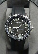 CITIZEN Eco-Drive Satellite Wave Men's Watch CC3005-00E-F150-E01 BRAND NEW NWT