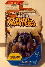 Transformers Prime Beast Hunters Blight New MOSC