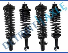 ALL (4) Brand New Front & Rear Complete Assembled Struts Spring Coil & Mounts