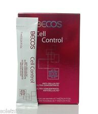 BECOS DRAIN CELL CONTROL Ultra Concentrato Anticellulite 10 bustine da 7ml.