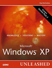 McFedries, Paul Microsoft Windows XP Unleashed Very Good Book