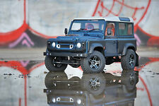 NEW Land Rover Defender D90 Kahn Hardbody for Axial SCX10 RC4WD Gelande MEX