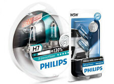 (+ W5W Parkers!) H7 PHILIPS Xtreme Vision 3700K +130% Light Bulbs Headlamp Extra