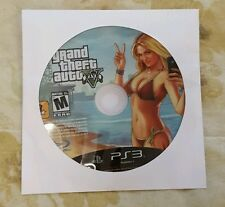 PS3 Grand Theft Auto V GTA 5 (Sony PlayStation 3, 2013)
