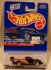 Hot Wheels 2000 CD Customs Series Pikes Peak Tacoma Toyota Black