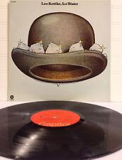 Leo Kottke / Ice Water vinyl LP 1974 Near Mint Folk Rock