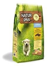 Natur Plus Hundefutter 12 kg für Junior Hunde, getreidefrei, zuckerfrei