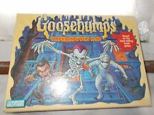 Goosebumps Shrieks and Spiders Game 1995 Parker Bros.