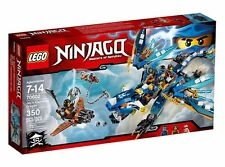 LEGO Jay's Elemental Dragon Ninjago Set 70602 NEW Sealed