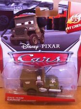 "DISNEY CARS DIECAST - ""Race Team Sarge With Headset"" - Combined Postage"