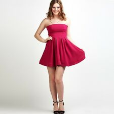 Hedonia Liberty Fuschia Dress Size 8 RRP £79 Box4011 D