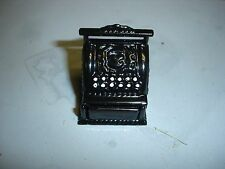 1/18 Scale - Old style CASH REGISTER for your shop/garage/diorama