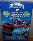 Valentines Day Cards (Box of 32) Skylanders Punch-Out Stand-Up Valentines