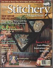 THE STITCHERY MAGAZINE ~ NOVEMBER 1996
