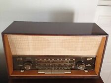 Graetz Melodia Vintage German Tube Radio
