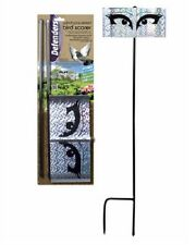 2 x WIND POWERED BIRD SCARER SEAGULL STARLING SPARROW PIGEON GARDEN PROTECTION
