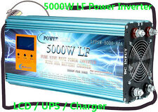 20000W Peak 5000W Low Frequency Pure Sine Wave Power Inverter 24V DC/110VAC 60Hz