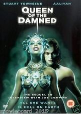 QUEEN OF THE DAMNED DVD INTERVIEW WITH THE VAMPIRE PART 2 DVD AALIYAH New Sealed