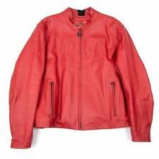 yohji yamamoto pour homme DAINESE Leather jacket Size 54(K-30413)