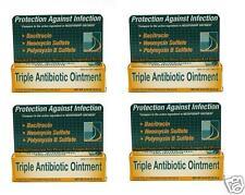 4 Triple Antibiotic Ointment Cream Dr Sheffields First Aid Infection Cuts Burns