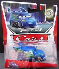 CARS - DJ with Flames - Mattel Disney Pixar