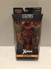 "Marvel Legends DEADPOOL Juggernaut Build-A-Figure Series 6"" Figure 2016 X-MEN"