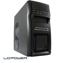 LC-Power - Micro-ATX-Gehäuse - 2000MB mit Netzteil 420W max., Lüfter & USB 3.0