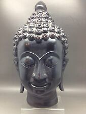 Resin Thai Buddha Head