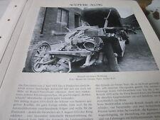 Internationales Automobil Archiv 4 Alltag 4006a Renault im 1. Weltkrieg
