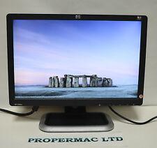 """HP 1901w 19"""" pantalla ancha LCD Monitor 1440x900 grado a cables 24H entrega"""