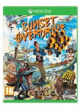 NEW XBOX ONE SUNSET OVERDRIVE - PAL Version - NEW 1st Class Fast Delivery