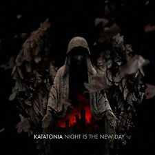 KATATONIA Night is the new Day - 2LP / Black Vinyl