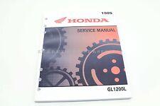 New Service Manual 1985 GL1200 Limited Goldwing OEM Honda Book GL1200L LTD  #Q20