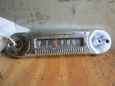 1964 64 FORD TRUCK F100 RADIO FACEPLATE
