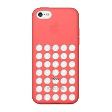 Genuine Apple MF036ZM/A iPhone 5c Silicone Case - Pink