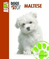 Animal Planet(tm) DOGS 101: Maltese by Jenny Drastura (2015, Hardcover)