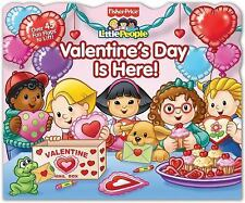 Fisher-Price Little People: Valentine's Day Is Here! Lift-the-Flap)