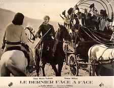 Photo originale Volonte Milian Faccia a faccia Sergio Sollima western spaghetti