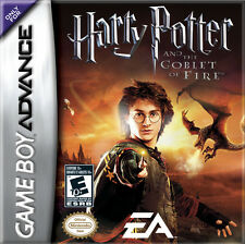 GameBoy Advance - Harry Potter: and TheGoblet of Fire (INSTRUCTION BOOKLET ONLY)