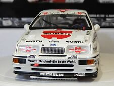 "1/18 FORD SIERRA RS 500 COSWORTH ""WURTH"" NURBURGRING WINNER A.HAHNE  MINICHAMPS"