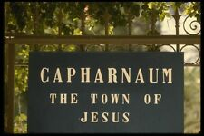 122086 Capharnaum Where Jesus Often Taught In Galilee A4 Photo Print