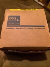 LOT 5 NEW EGS Appleton Oz Gedney 4Q-9100 Connector Conduit Flexible 1 In