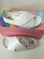 Jeffrey Campbell Menorca Sandals - White new with box size 7